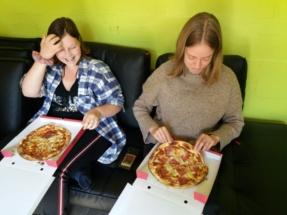 pizza eten (9)